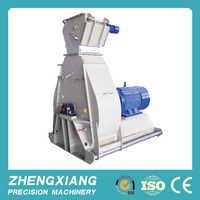 Low Price Hot Sale Hammer Mill Grinder for pelleting process / Animal Feed Crusher