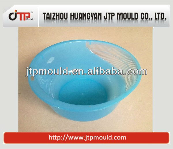 plastic injection colander mould plastic kitchenware moulds