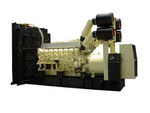 1600kW heavy duty diesel genset by Mitsubishi engine