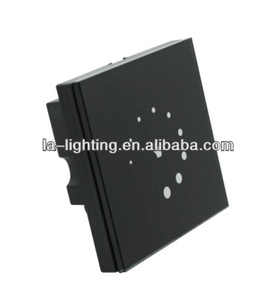 Low price glass touch panel dimmer light switch
