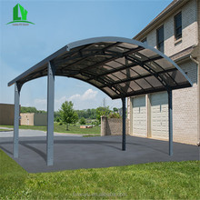 Canopies&Carports, Garages Type Aluminium Solid PC Car Shelter