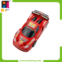 Kids Small Friction Cheap Racing Car