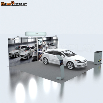 LED exhibition display equipment for car sale