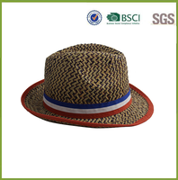 Wholesale High Quality Women 100% paper Straw Hat