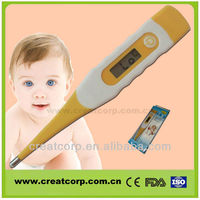 Fast basalelectrical thermometer with long probe(DT613)