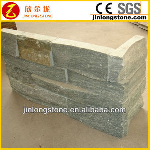 Natural Green Slate Wall Stone