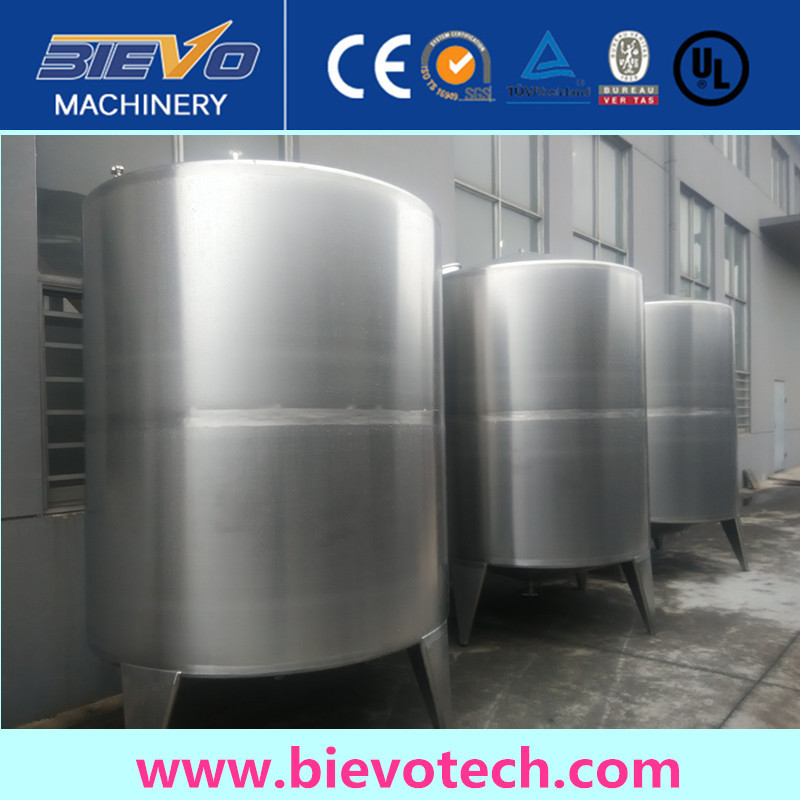 Quality control stainless steel water tank for drink water storage