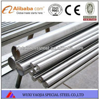 SS316 stainless steel rod with polished surface finished