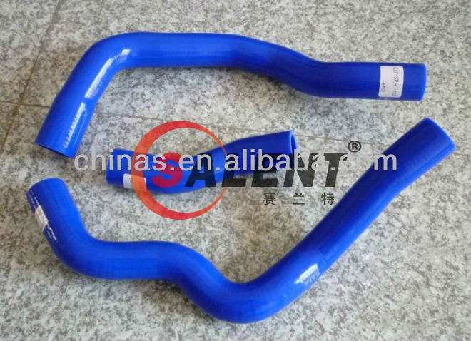 flexible motorcycle silicone hose for Suzuki RM250