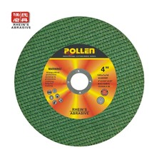 Good Price Green En12413 Abrasive 4 Inch Metal Cutting Disc