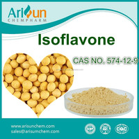 Factory Supply Pure Natural Soybean Isoflavone Powder