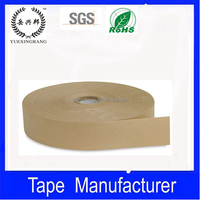 Hot selling self adhesive waterproof kraft paper tape