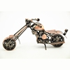 Online shopping China vintage iron motorcycle model special Crafts desktop iron motorbike model for collection&decoration