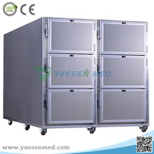 Medical Devices morgue body refrigerator funeral equipment