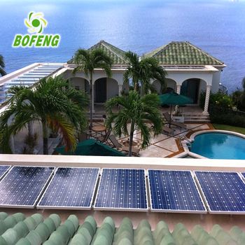 Best Seller Suppliers Top Grade solar energy electricity solar panel system for home use