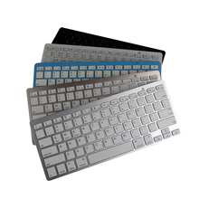 wireless ultra-thin mini bluetooth keyboard for mobile phone, tablet pc, ipad, iphone,etc