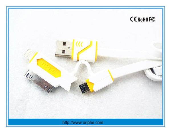China supplier 2015 wholesale promotion high quality micro led usb cable