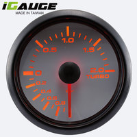 Durable Colored Led Light Needle Auto Monitor Boost Meter