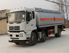 China top brand Dongfeng 20000L mobile gas refueling trucks 20m3 fuel tank truck