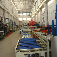 automatic Particle Straw Board Production Line Cutting Machine For Wood