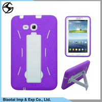 China tablet pc case manufacturer price and quality good wholesale pc tpu hybrid case for 6 / 7 inch android tablet