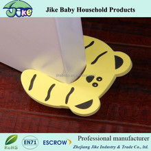 baby safety door pinch guard animal style door stopper baby finger pinch guard