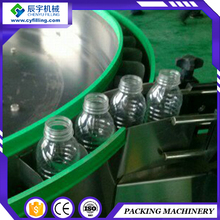 Top Class 1.75kw automatic bottle unscrambler machine with CE ISO