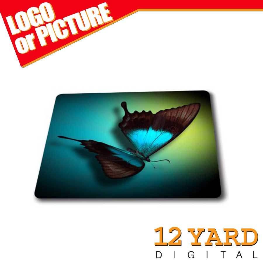 new design custom printed gaming rubber mouse pad