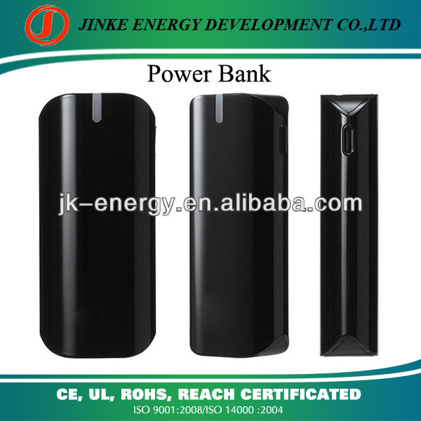 New products 2013 power bank mobile power bank portable charger with beauty , slim design and dust prevention