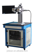 laser marking system, rotary metal fiber laser marking machine,roll fiber laser marking machine on ss rod cylinders
