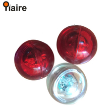 Alibaba China supplier ball wholesale LED high bouncing rubber