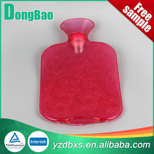 600ml/800ml hot and cold water bag blue colour and popular