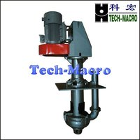 Centrifugal sump pump SP(R) series compatible with the world famous sump slurry pump