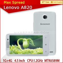 2013 new products lenovo a820 cheap android 3g smart phones