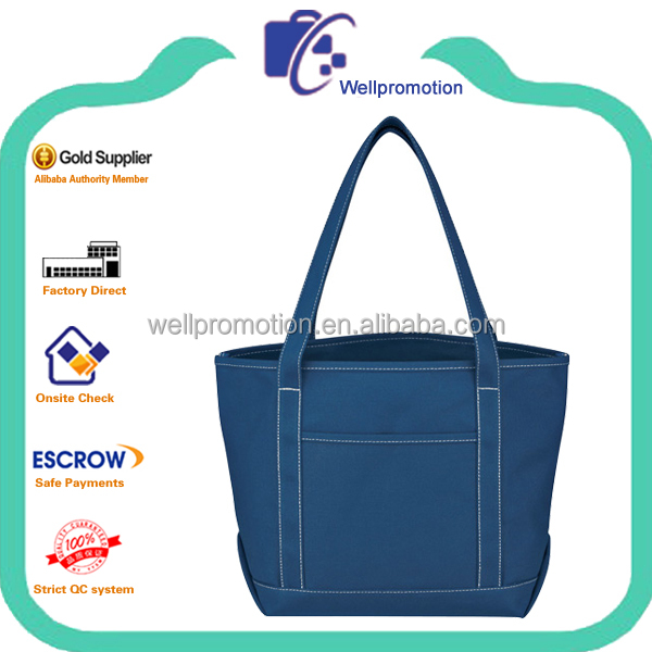 Wholesale manufacturer custom utility plain tote bag cotton tote bag