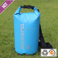 High Quality PVC tarpaulin Waterproof dry bag 5L 10L 15L 20L 25L 30L