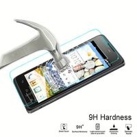 Guangzhou Manufacturer Mobile Phone 9H Tempered Glass Screen Protector for Asus Zenfone Go ZC500TG
