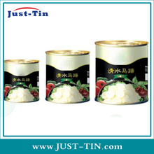 Delicious Canned Whole Foods Water Chestnut in tin