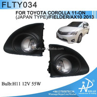 Fog Light For TOYOTA COROLLA 2011 JAPAN TYPE FIELDER AX10 2013 Fog Lamp
