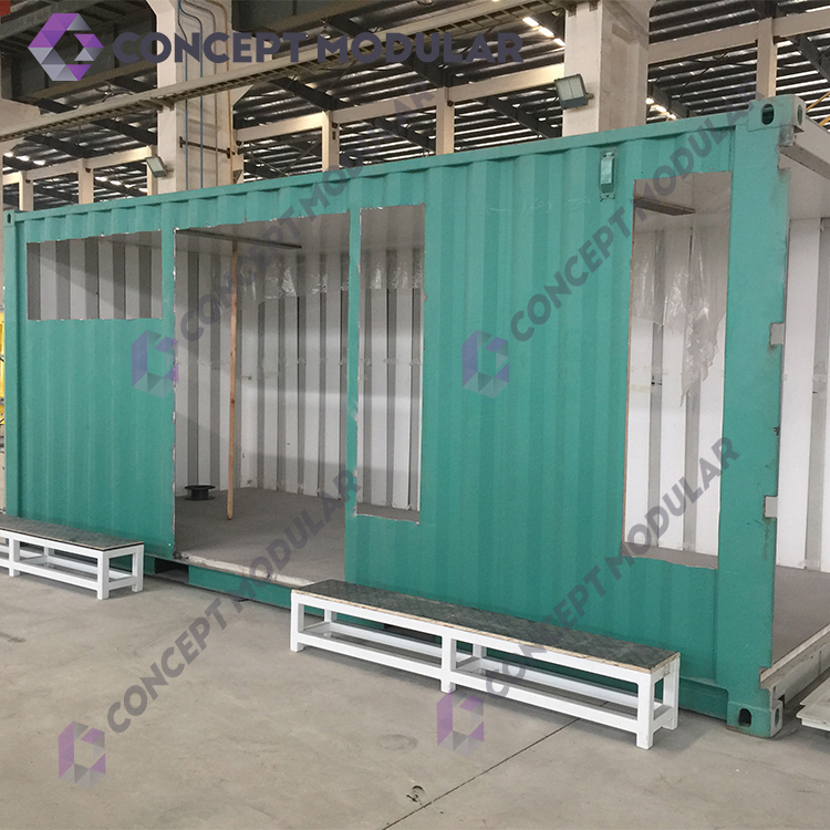 Professional manufacture modular prefabricated container house prices building for accommodation