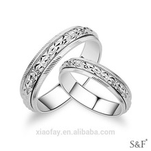 MLR007 OEM Accept ring factory direct sale 925 sterling silver jewelry