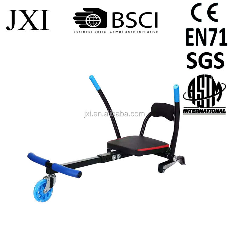 China popular iron parts electric balance scooter like be a go-kart racing game