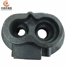 Custom metal cast ductile grey iron shell reasion sand casting products