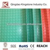 Anti-shock diamand surface Rubber Flooring mat For bus