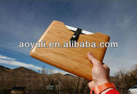 wooden case,flip wooden cover,anti-impact back wallet case for iPad4