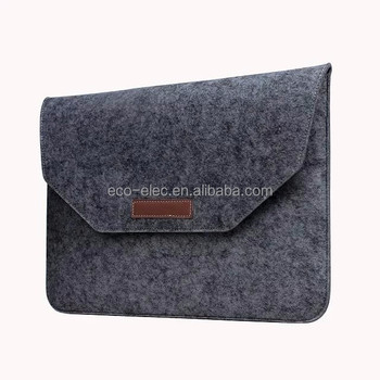 New Fashion Soft Laptop Sleeve Bag Case For MAC Air Pro Retina 11 12 13 15 Laptop Anti-scratch Cover For Mac 13.3 inch Touch Bar