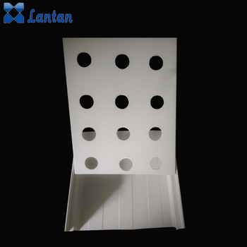 HOT sales good price PVC planting channel gutter tray for hydroponic growing system