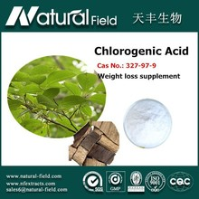 100% Pure Standardized chlorogenic acid 98% 99%