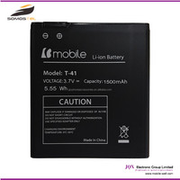 [Somostel] Genuine Original gb t18287 2000 mobile phone battery I9100 for Bmobile