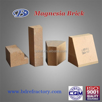 fired Magnesia Bricks for Sale used in Converter
